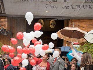 Le nozze di Massimo e Debora 1