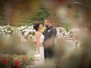 Le nozze di Tony e Antonella
