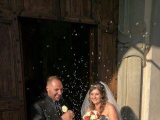 Le nozze di Stefania e Niccolò 1
