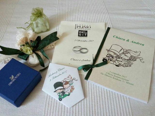 Il matrimonio di Andrea e Chiara  a Milano, Milano 12