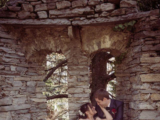 Il matrimonio di Luca e Sara a Stresa, Verbania 11