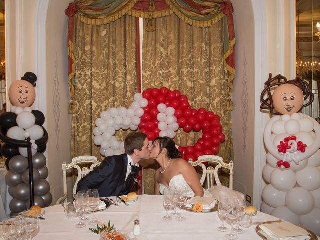 Il matrimonio di Luca e Sara a Stresa, Verbania 14