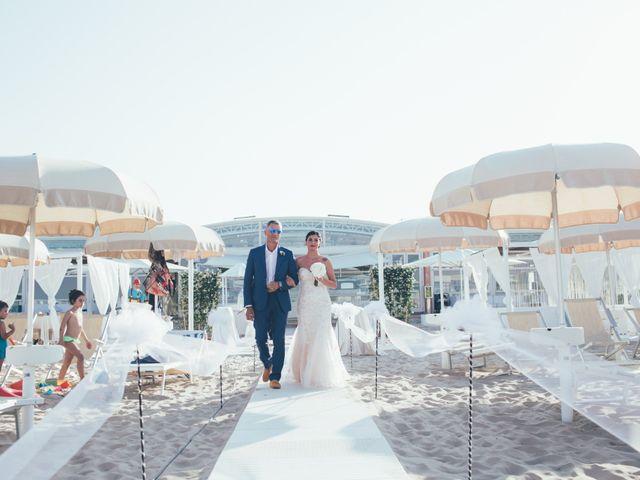 Il matrimonio di Massimiliano e Irene a Tortoreto, Teramo 48