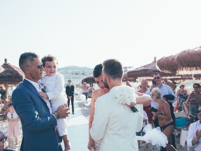 Il matrimonio di Massimiliano e Irene a Tortoreto, Teramo 52