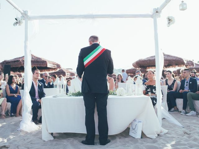 Il matrimonio di Massimiliano e Irene a Tortoreto, Teramo 55