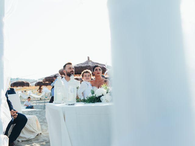 Il matrimonio di Massimiliano e Irene a Tortoreto, Teramo 56