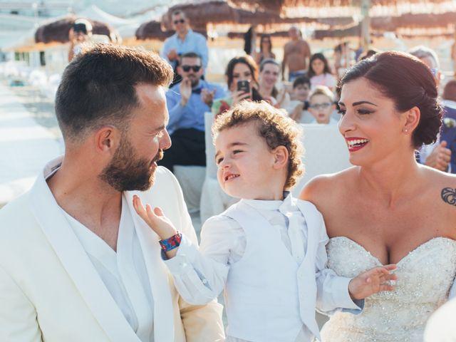 Il matrimonio di Massimiliano e Irene a Tortoreto, Teramo 1