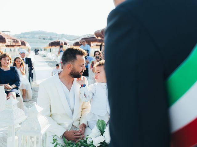 Il matrimonio di Massimiliano e Irene a Tortoreto, Teramo 57