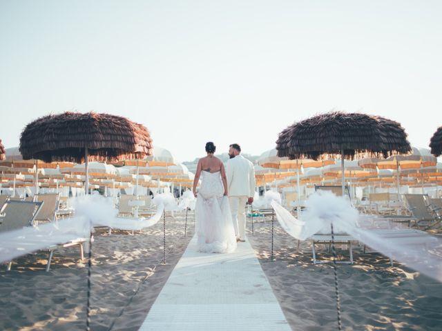 Il matrimonio di Massimiliano e Irene a Tortoreto, Teramo 65