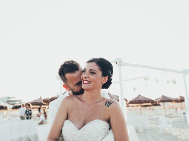 Il matrimonio di Massimiliano e Irene a Tortoreto, Teramo 67