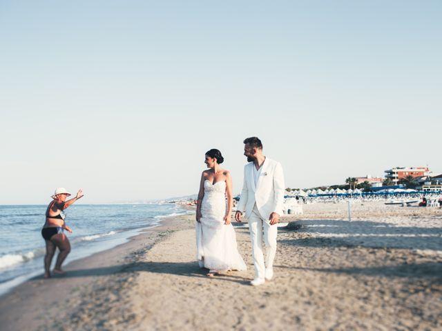 Il matrimonio di Massimiliano e Irene a Tortoreto, Teramo 71