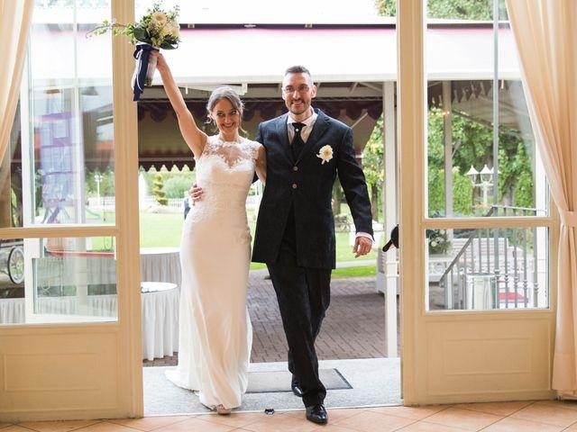 Le nozze di Antonella Lotti e Fabio Arioli
