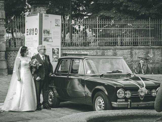 Il matrimonio di Daniele e Laura a Rho, Milano 35