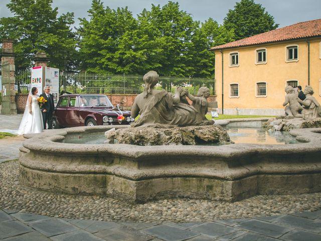 Il matrimonio di Daniele e Laura a Rho, Milano 36