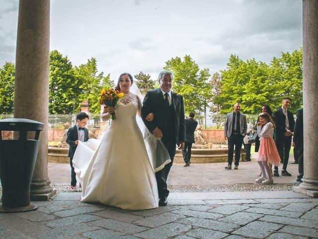 Il matrimonio di Daniele e Laura a Rho, Milano 38
