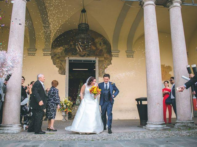 Il matrimonio di Daniele e Laura a Rho, Milano 54