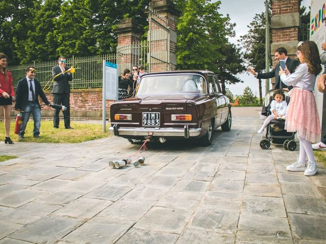 Il matrimonio di Daniele e Laura a Rho, Milano 71
