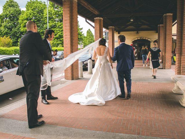 Il matrimonio di Daniele e Laura a Rho, Milano 73