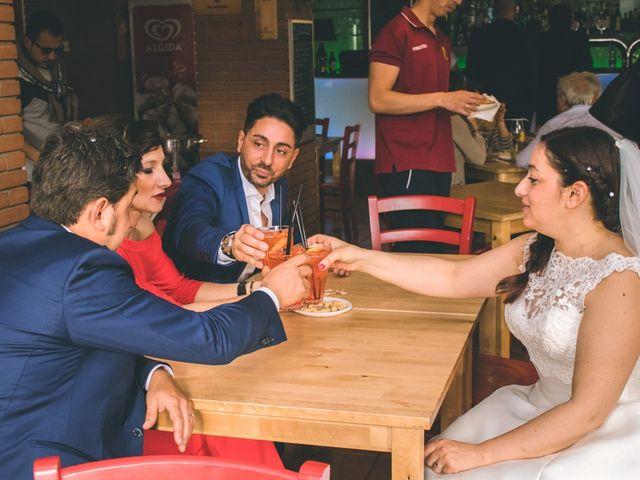 Il matrimonio di Daniele e Laura a Rho, Milano 74