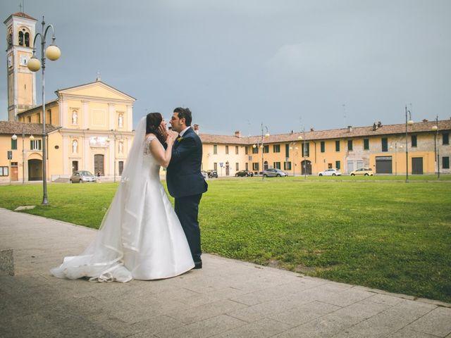 Il matrimonio di Daniele e Laura a Rho, Milano 78