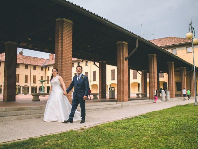 Il matrimonio di Daniele e Laura a Rho, Milano 79