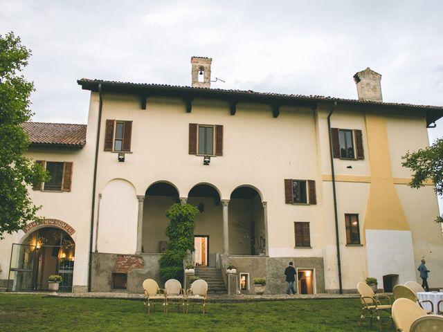 Il matrimonio di Daniele e Laura a Rho, Milano 85