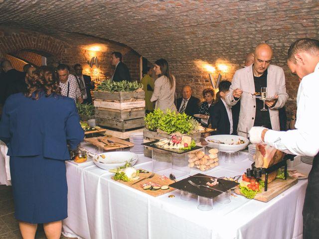 Il matrimonio di Daniele e Laura a Rho, Milano 89