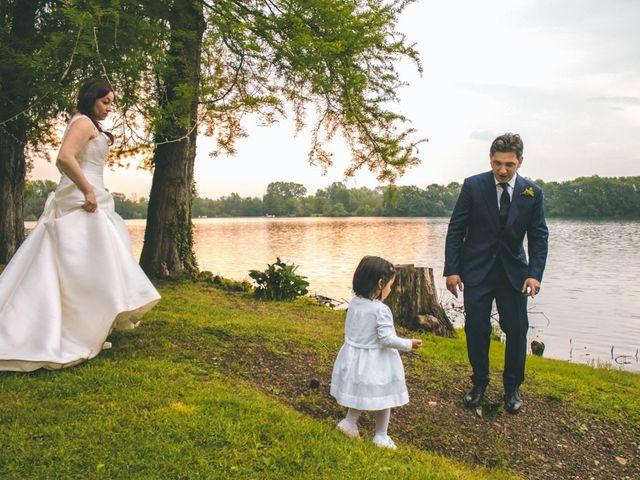 Il matrimonio di Daniele e Laura a Rho, Milano 110