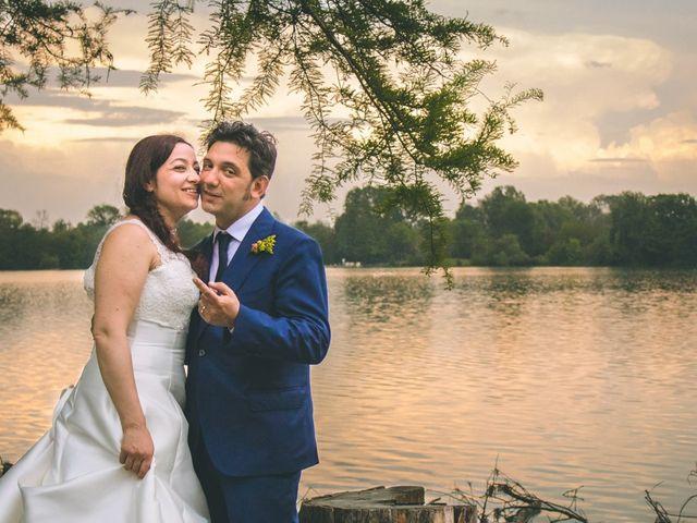 Il matrimonio di Daniele e Laura a Rho, Milano 111