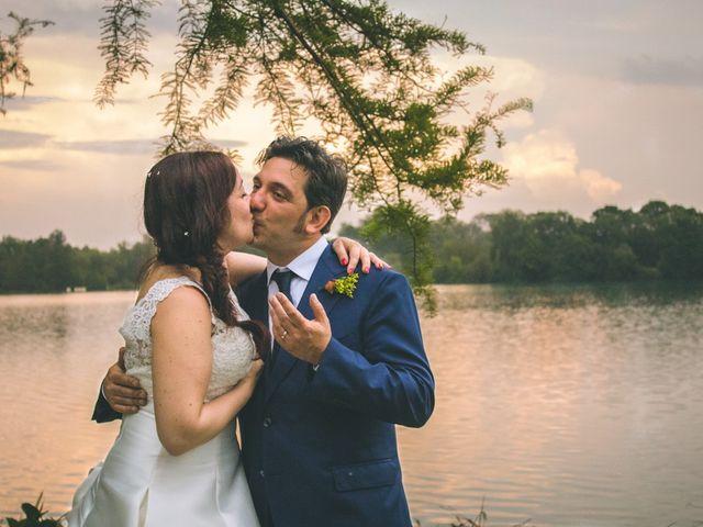 Il matrimonio di Daniele e Laura a Rho, Milano 113