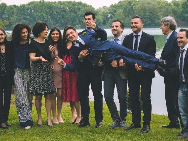 Il matrimonio di Daniele e Laura a Rho, Milano 117