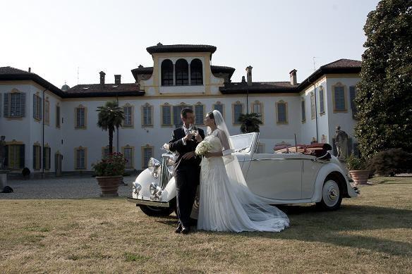 Il matrimonio di Piero e Valentina a Bollate, Milano 1