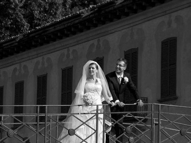 Il matrimonio di Piero e Valentina a Bollate, Milano 7