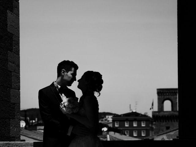 le nozze di Sara e Umberto