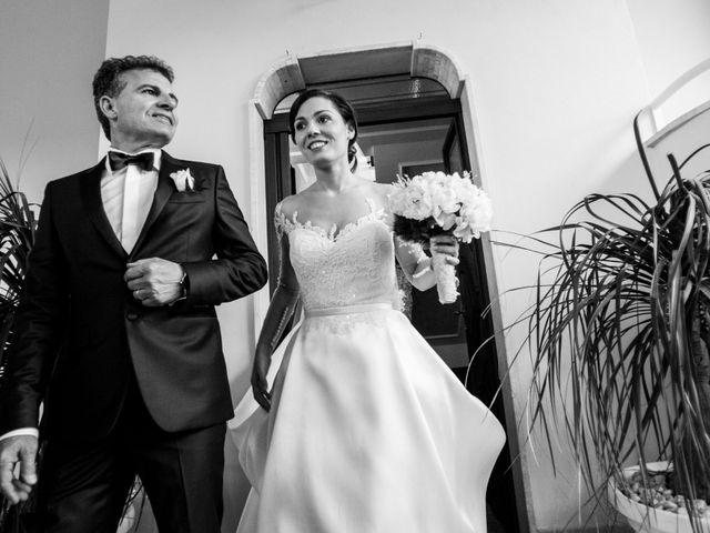 Il matrimonio di Vincenzo e Chiara a Morciano di Leuca, Lecce 11