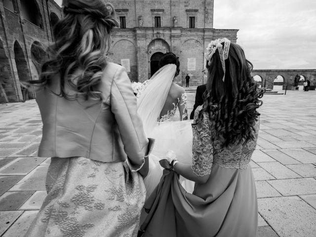 Il matrimonio di Vincenzo e Chiara a Morciano di Leuca, Lecce 14