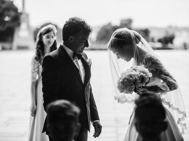 Il matrimonio di Vincenzo e Chiara a Morciano di Leuca, Lecce 15