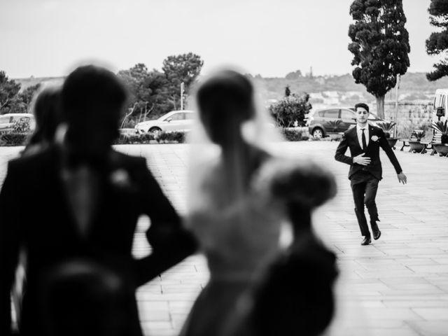 Il matrimonio di Vincenzo e Chiara a Morciano di Leuca, Lecce 16