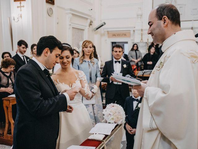 Il matrimonio di Vincenzo e Chiara a Morciano di Leuca, Lecce 17