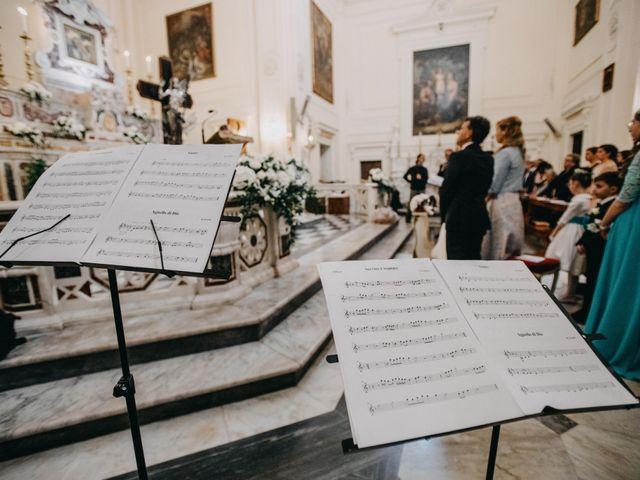 Il matrimonio di Vincenzo e Chiara a Morciano di Leuca, Lecce 18