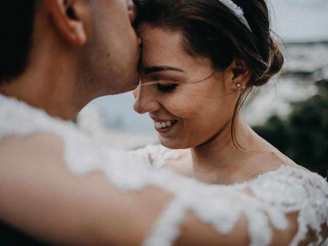 Il matrimonio di Vincenzo e Chiara a Morciano di Leuca, Lecce 1
