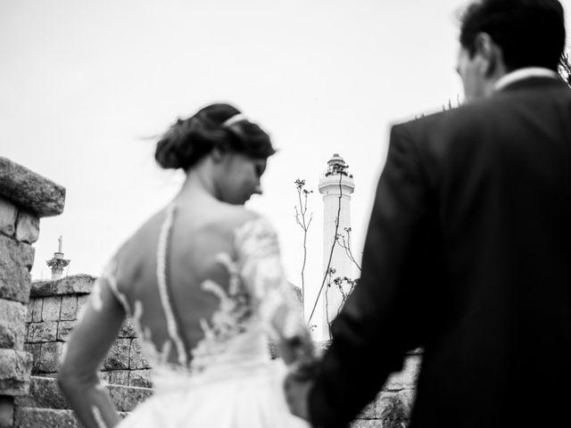 Il matrimonio di Vincenzo e Chiara a Morciano di Leuca, Lecce 21