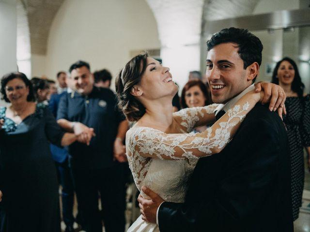 Il matrimonio di Vincenzo e Chiara a Morciano di Leuca, Lecce 25