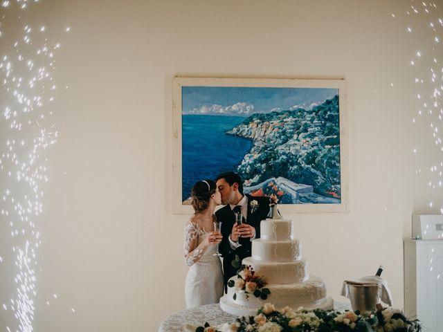 Il matrimonio di Vincenzo e Chiara a Morciano di Leuca, Lecce 29