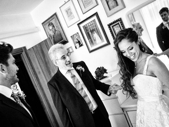Il matrimonio di Marco e Chiara a Nembro, Bergamo 28
