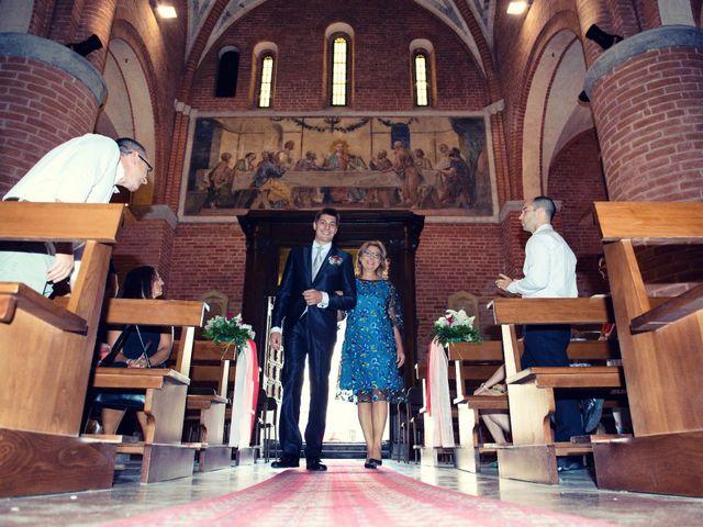 Il matrimonio di Marco e Chiara a Nembro, Bergamo 34