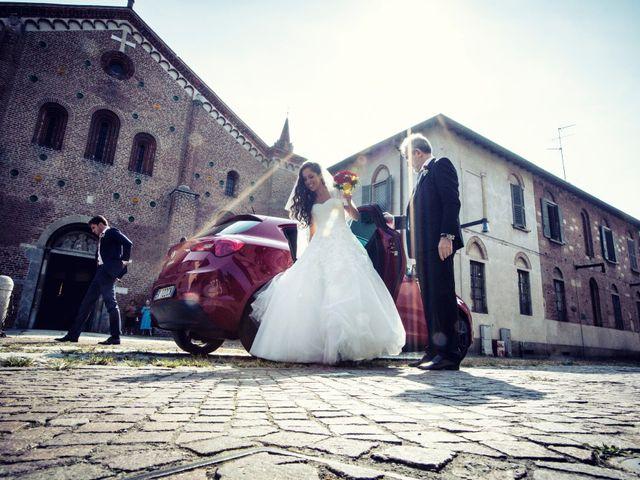 Il matrimonio di Marco e Chiara a Nembro, Bergamo 35