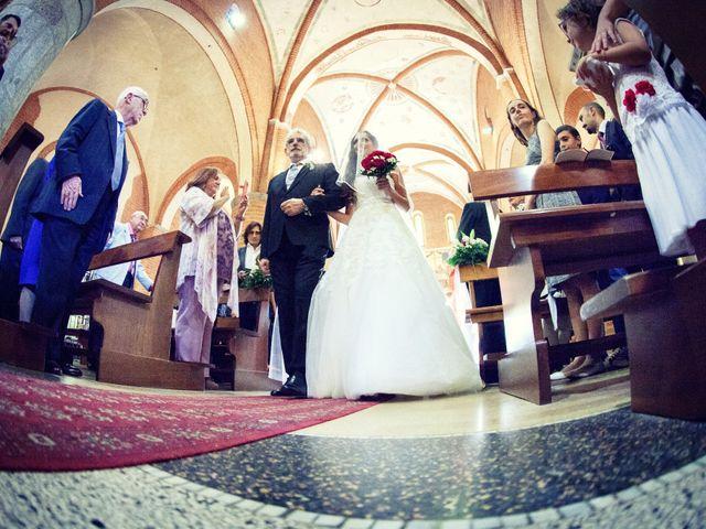 Il matrimonio di Marco e Chiara a Nembro, Bergamo 38
