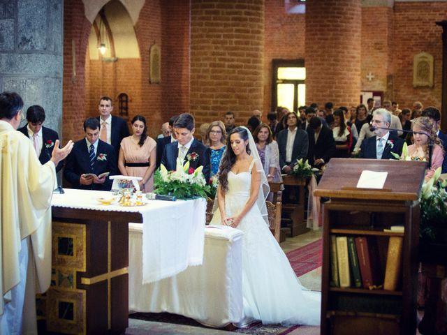 Il matrimonio di Marco e Chiara a Nembro, Bergamo 41