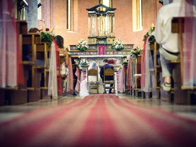 Il matrimonio di Marco e Chiara a Nembro, Bergamo 43